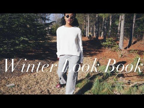 Winter Lookbook 2018