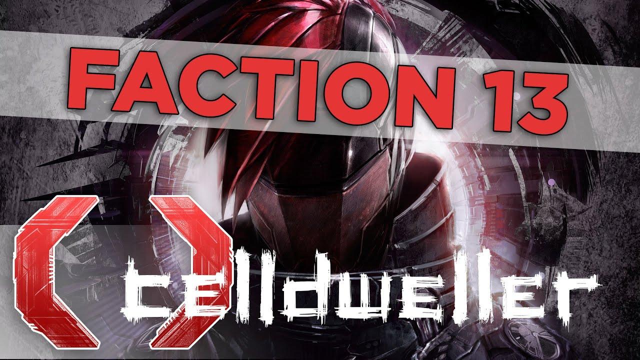 Celldweller - Terra Firma (Faction 13)