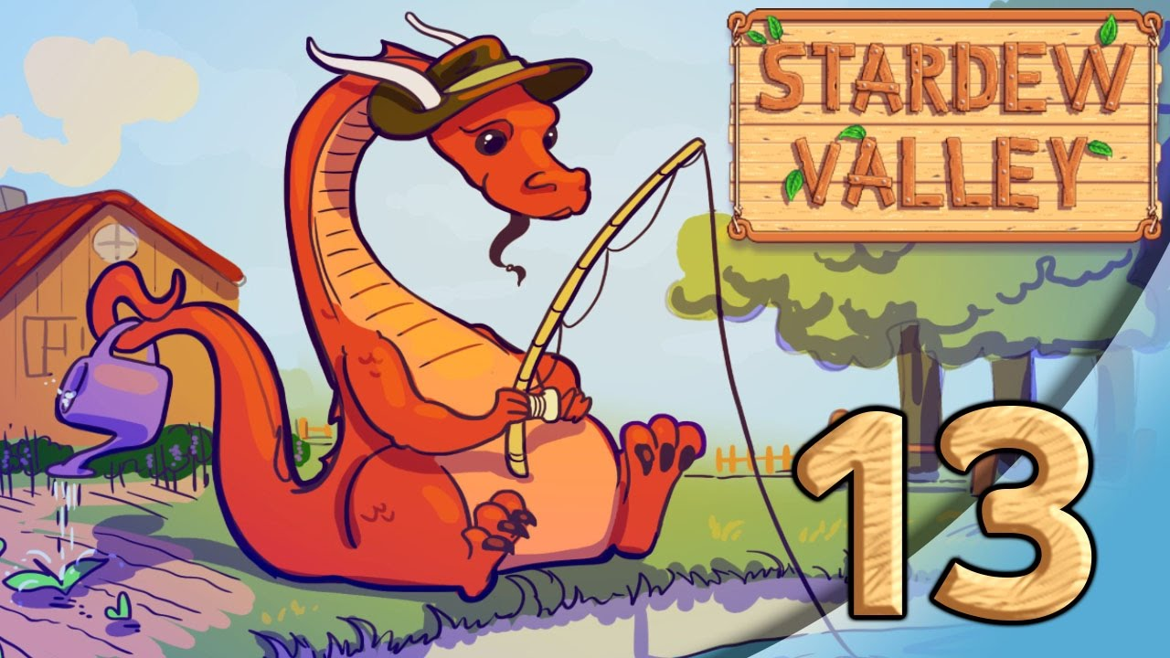 Stardew Valley [1.1 Update] - 13. Fishing Ranger - Let\'s Play ...