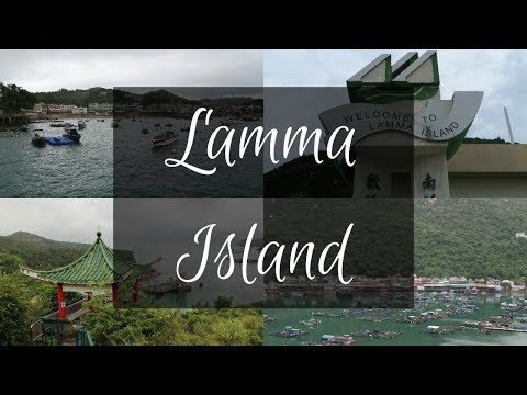 Visiting Lamma Island - Hong Kong (Full HD)