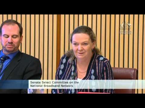 National Broadband Network Senate Select Committee featuring Internet Australia 201603041
