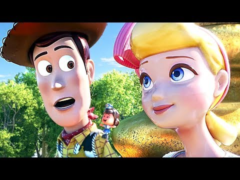 TOY STORY 4 Trailer # 2 (2019)