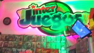 """Sala de vídeo juegos """"Inter Juegos Live"""""""