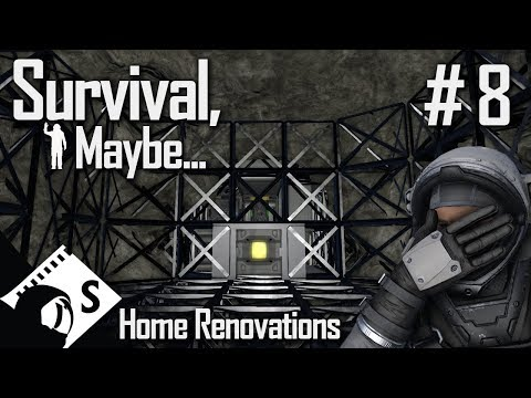 Survival, Maybe... #8 Home Renovations (Survival with tips & tricks thrown in)