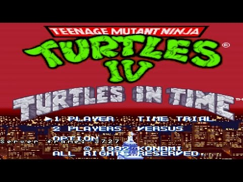 Teenage Mutant Ninja Turtles show