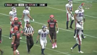 10月29日「BULLSフットボールクラブ×ブルザイズ東京」第3・4クォーター編