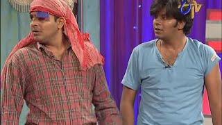 Extra Jabardasth - ఎక్స్ ట్రా జబర్దస్త్ -  Sudigaali Sudheer Performance on 10th April 2015