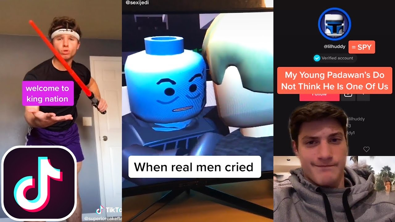 Why Lego Star Wars Game Is The Most Popular Meme On Tiktok