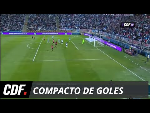 U. Católica 3 - 1 U. Española   Torneo Scotiabank 2018 Sexta Fecha   CDF