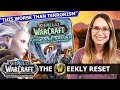 WoW's Future On Mobile! Plus Killing The Jaina Raidboss: The Weekly Reset BfA News