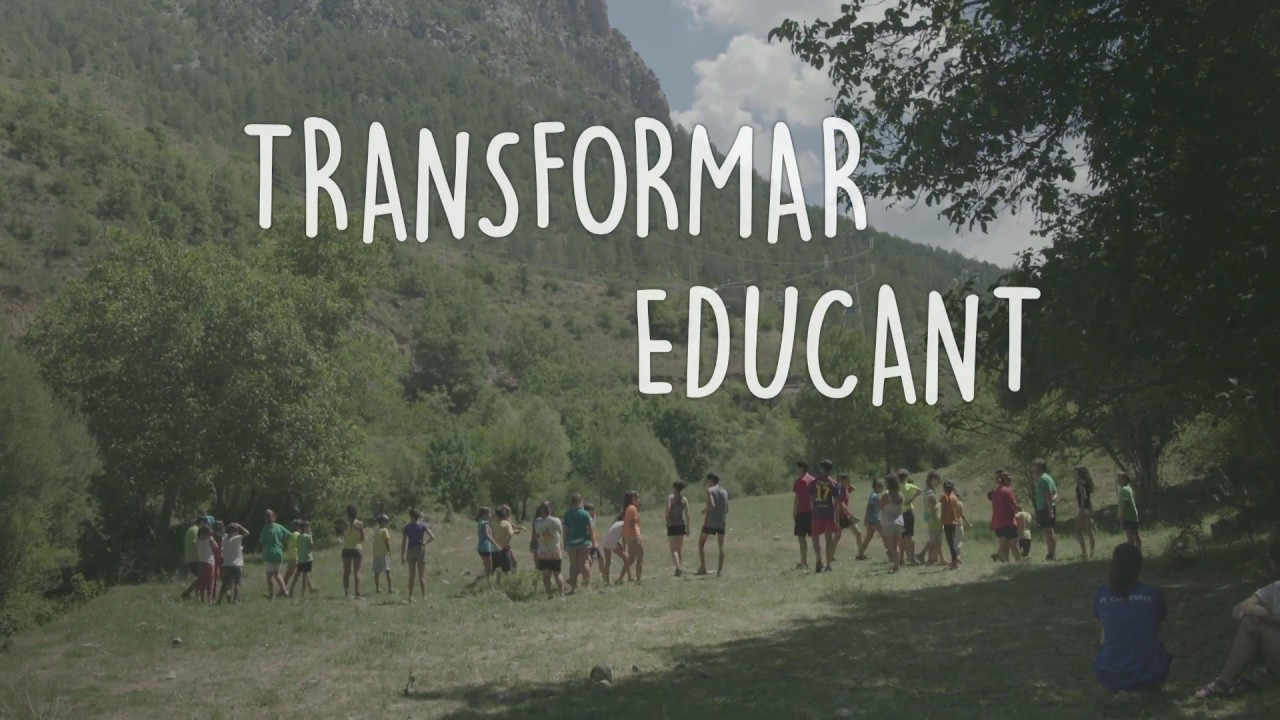 TRAILER | Transformar Educant, el documental dels esplais catalans