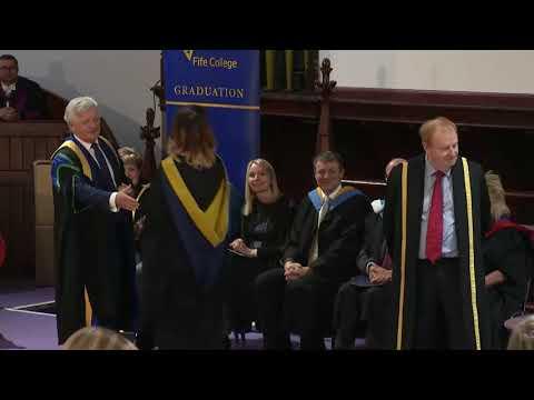 Fife College Graduation 2017 | Ceremony One