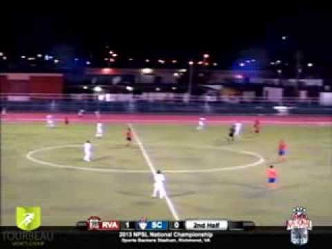 2013 NPSL National Championship Highlights