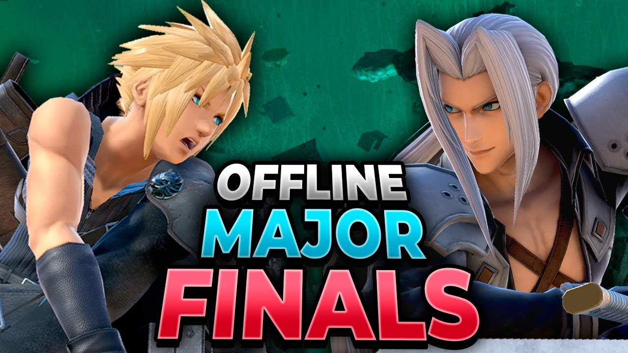 Sephiroth Vs Cloud Grand Finals at an Offline Major