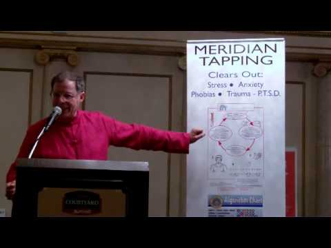 Meridian Tapping For Stress Elimination