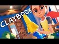 CLAY ROCKETS and CLAYMATION PUZZLES    Claybook Gameplay