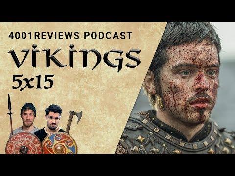 Podcast: Vikings 5x15 'Verbrannte Erde' Analyse Theorien Fakten  4001Reviews Podcast 41