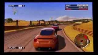 Forza Motorsport 2 Xbox 360 Gameplay & Walkthrough Episode 2