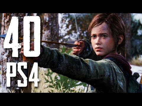 Last of Us Remastered PS4 - Walkthrough Part 40 All Alone (Ellie Gameplay)