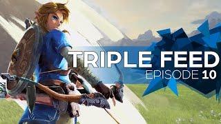 [10] Triple feed & maison à vendre - Zelda : Breath Of The Wild