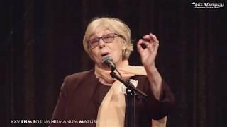 XXV FHMazurkas - benefis Z. Słowińskiego-  Adrianna Godlewska -