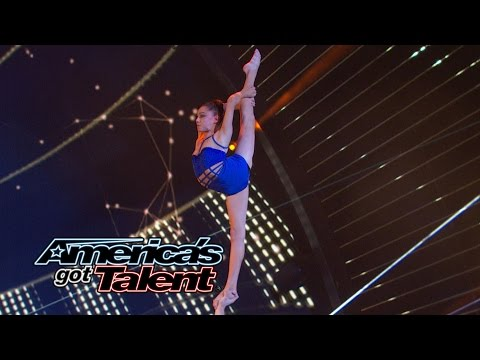 AcroArmy: Acrobatic Dance Group Flies High - America's Got T