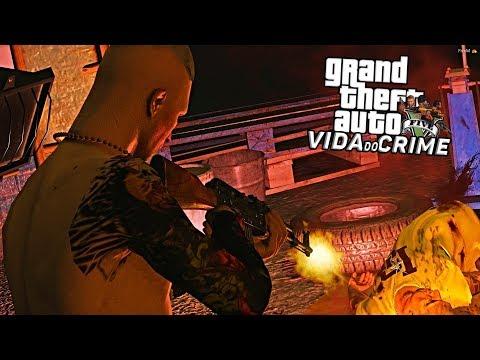 GTA V : VIDA DO CRIME | VAMOS VINGAR A MORTE DO X-TUDO, RD SE PREPARE! | EP#38