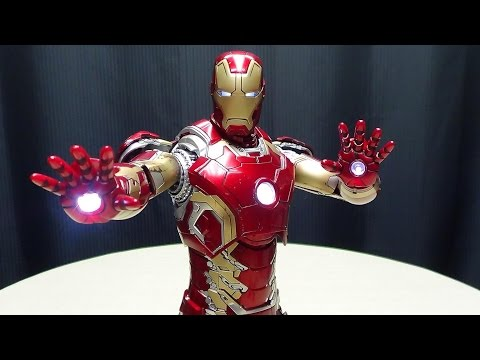 Hot Toys Avengers Age of Ultron IRON MAN Mark 43: EmGo's Hot Toys Reviews N' Stuff