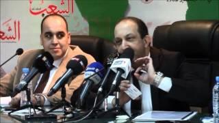 الدكتور سليمان ملوكة المدير العام للصندوق الوطني للتقاعد في منتدى الشعب