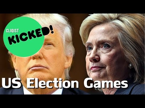 Kicked! - US Election Games