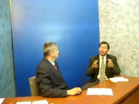 Entrevista en el canal 15 - Tacna Perú