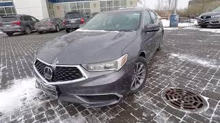 4 2018 Acura Tlx Chicago Il A86061
