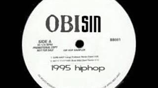 Obi Sin - Temptation (90's Mellow Jazz Boombap Beat)