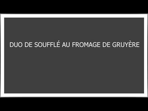 recette-39:-duo-de-soufflé-au-fromage-de-gruyère-|-amazing-life