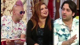 Akram Udas As Pop Singer Performance In Sawa Teen