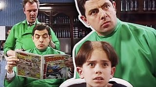 HAIRCUT Bean ✂️| Mr Bean Full Episodes | Mr Bean Official