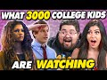Do College Kids Know What Thousands of College Kids Are Watching On TV?