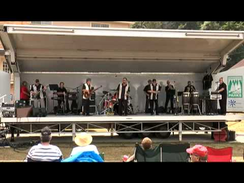 Johnny Angel & The Halos   Rev Em Up for the Kids performance 2015