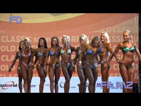 ARNOLD CLASSIC 2015 MADRID BODY FITNESS 5