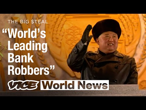 How North Korean Hackers Allegedly Stole Billions and Got Away | The Big Steal