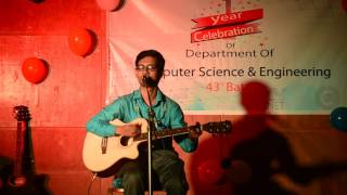 Bojhena Shey Bojhena Cover Version By DIU Faculty