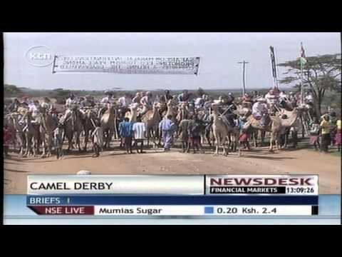Samburu residents plan a camel derby in a bid to attract tourists to the county