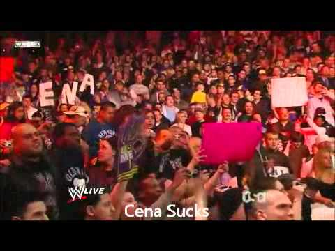 Anti-Cena Crowds