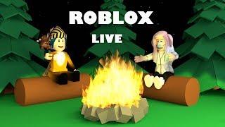 ROBLOX - JAIL BREAK CON FANS!!! - 🙌FAMILY FRIENDLY - 🦊 PC/ENG