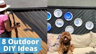 8 Do It Yourself Outdoor Makeover Ideas | Hometalk