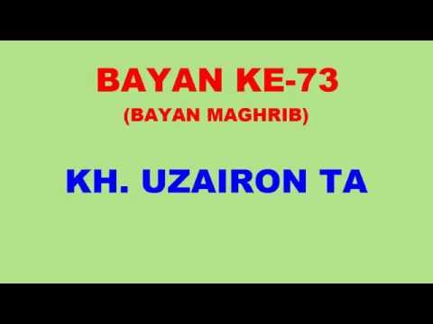 073 Bayan KH Uzairon TA Download Video Youtube|mp3