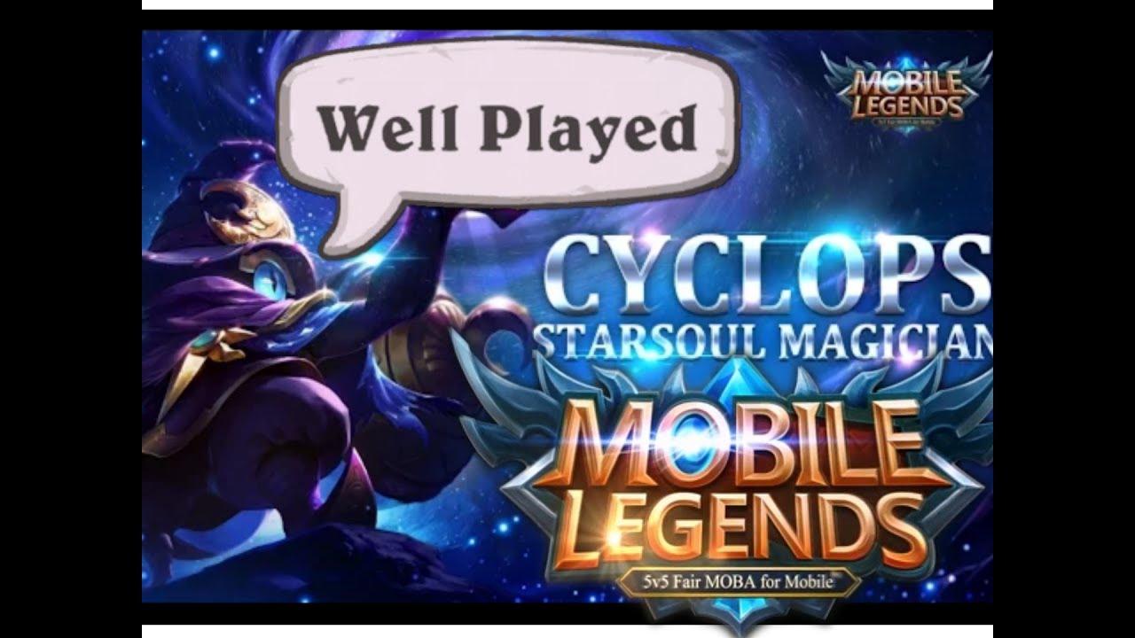 Mago Möbel ciclops el mejor mago mobile legends