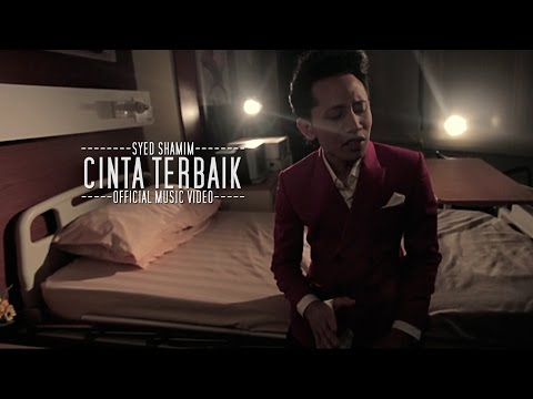 OST EKSPERIMEN CINTA | Syed Shamim - Cinta Terbaik (Official Music Video)