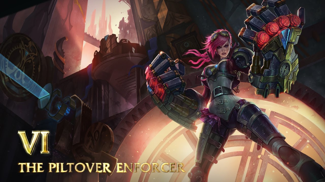 Vi Champion Spotlight Gameplay League Of Legends