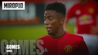 ANGEL GOMES ✭ THE WIZARD ✭ Skills & Goals 2016 part 1